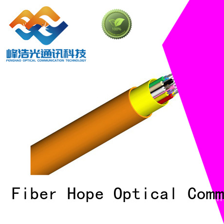 fast speed indoor fiber optic cable excellent for transfer information