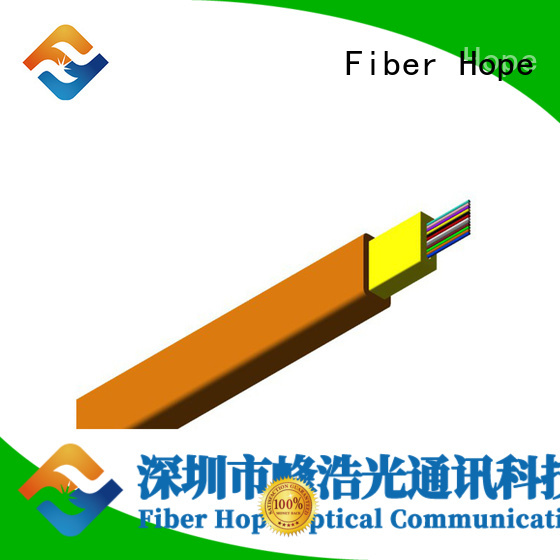 Fiber Hope multicore cable suitable for switches