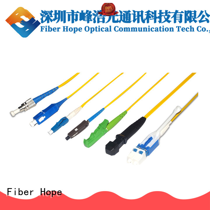 high performance fiber patch cord cost effective FTTx