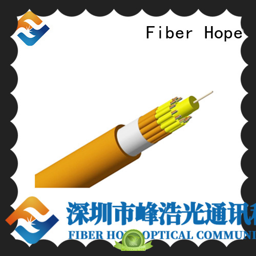 indoor cable excellent for communication equipment Fiber Hope