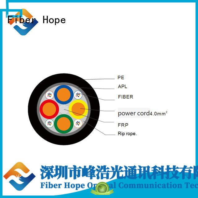 bulk fiber optic cable good for network system Fiber Hope