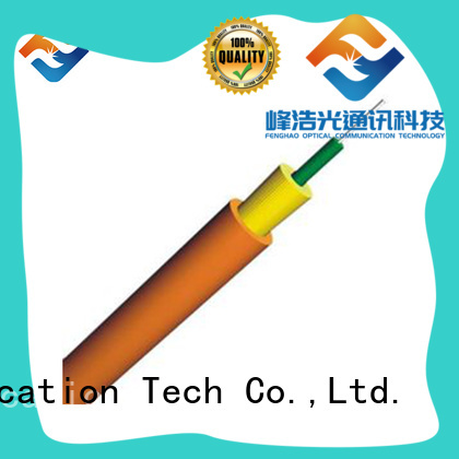 Fiber Hope fiber optic cable satisfied with customers for communication equipment