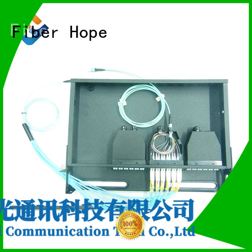 Fiber Hope fiber patch panel cost effective LANs