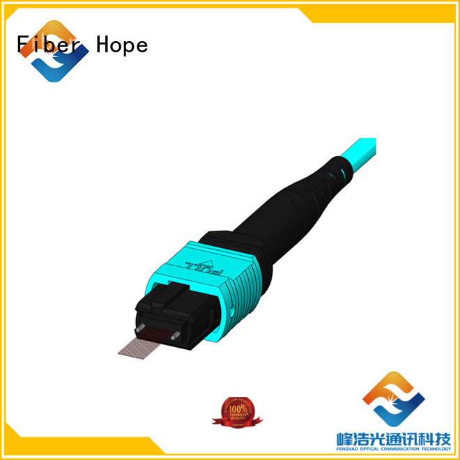 Fiber Hope harness cable popular with communication industry