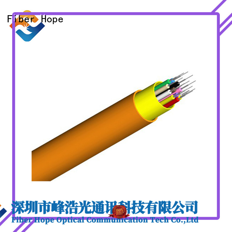 Fiber Hope fiber optic cable satisfied with customers for switches
