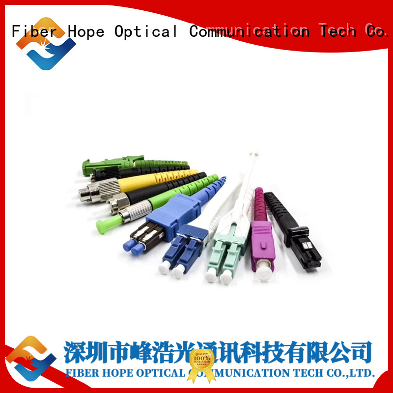 Fiber Hope mpo to lc widely applied for networks