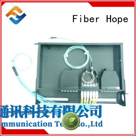 Fiber Hope mtp mpo widely applied for communication industry