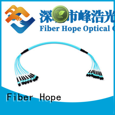 Fiber Hope good quality mpo to lc communication industry