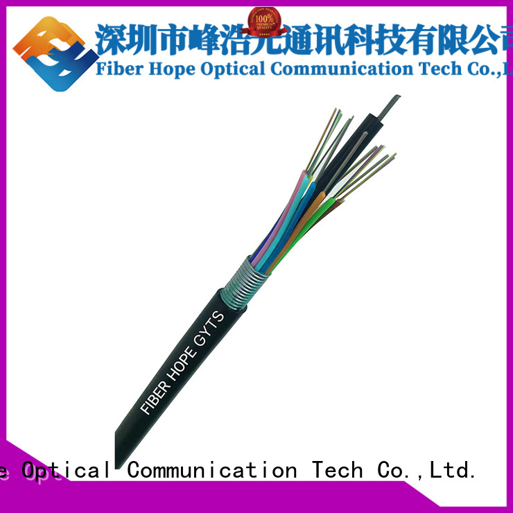 Fiber Hope thick protective layer 32 core cable outdoor