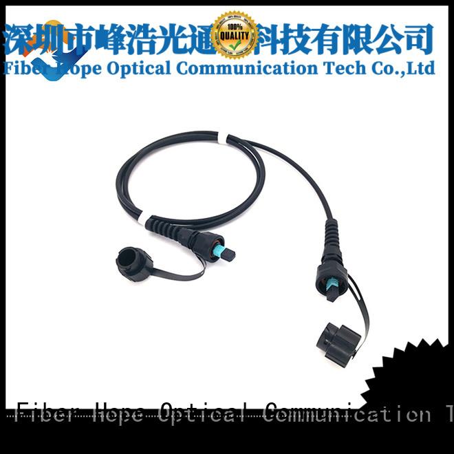 Fiber Hope professional fiber cassette widely applied for LANs