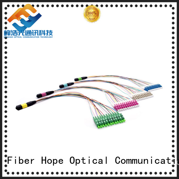 Fiber Hope fiber patch panel widely applied for communication systems
