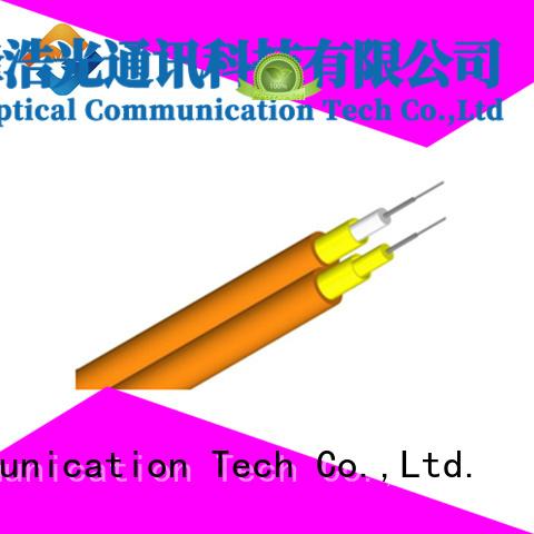 fast speed fiber optic bundle cable communication equipment