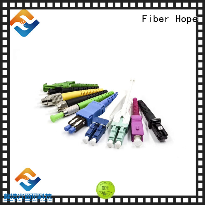 Fiber Hope high performance mpo cable communication systems