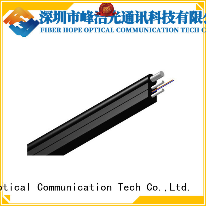 Fiber Hope ftth drop cable suitable for user wiring for FTTH