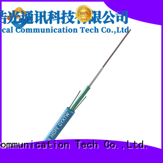 Fiber Hope outdoor fiber patch cable good for outdoor