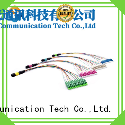 Fiber Hope mpo connector widely applied for LANs