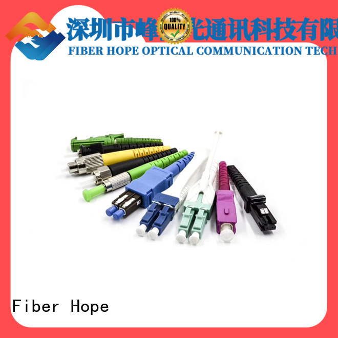 Fiber Hope trunk cable networks