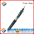 high tensile strength armored fiber optic cable oustanding for outdoor