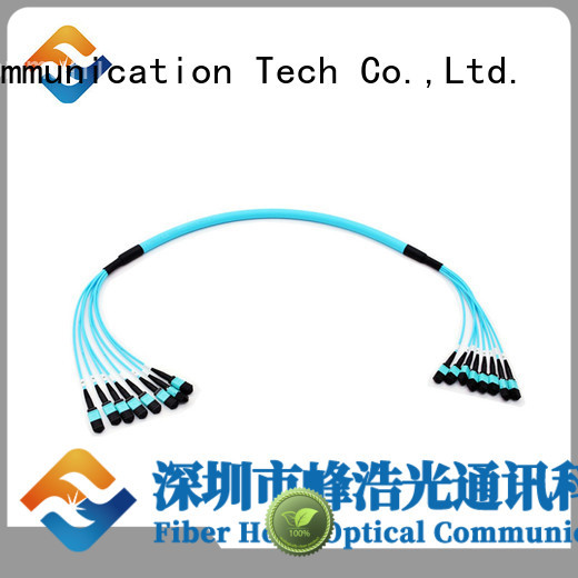 Fiber Hope professional cable assembly used for communication systems