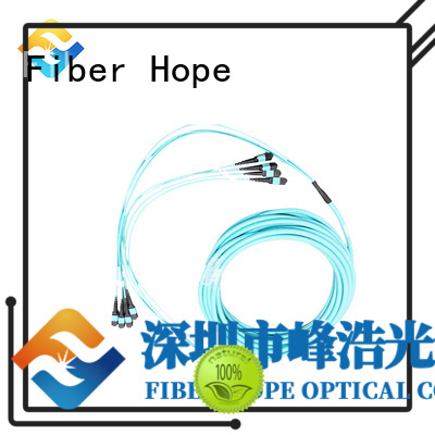 Fiber Hope fiber pigtail widely applied for basic industry