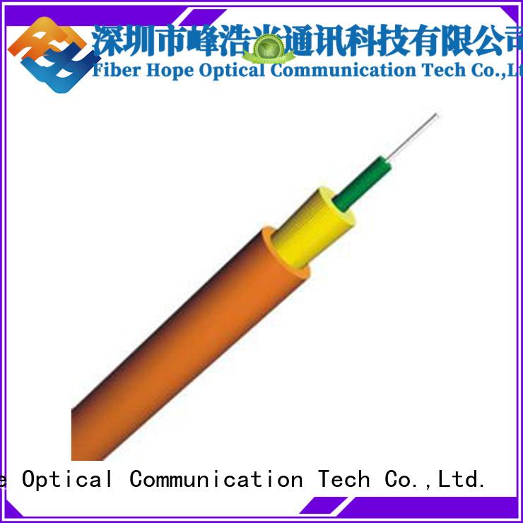 indoor fiber optic cable computers