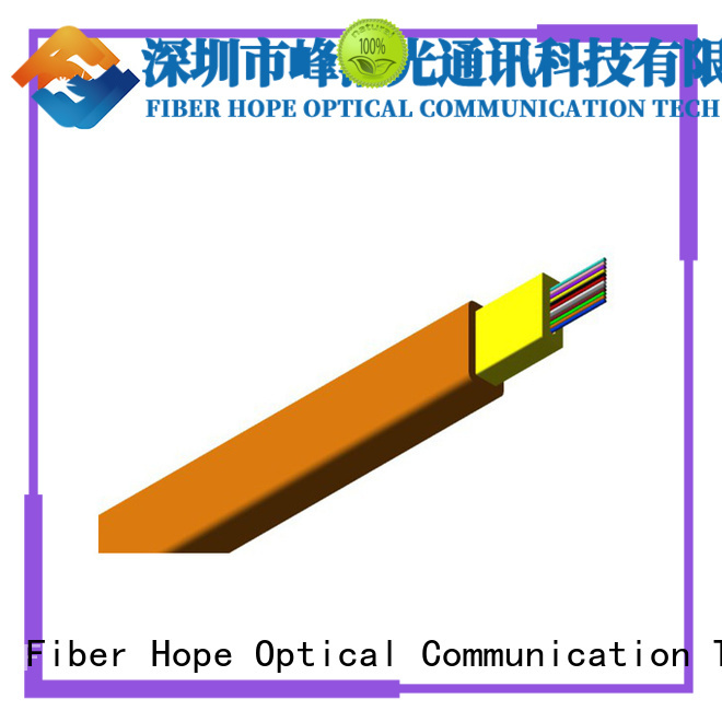 Fiber Hope fiber optic cable suitable for transfer information