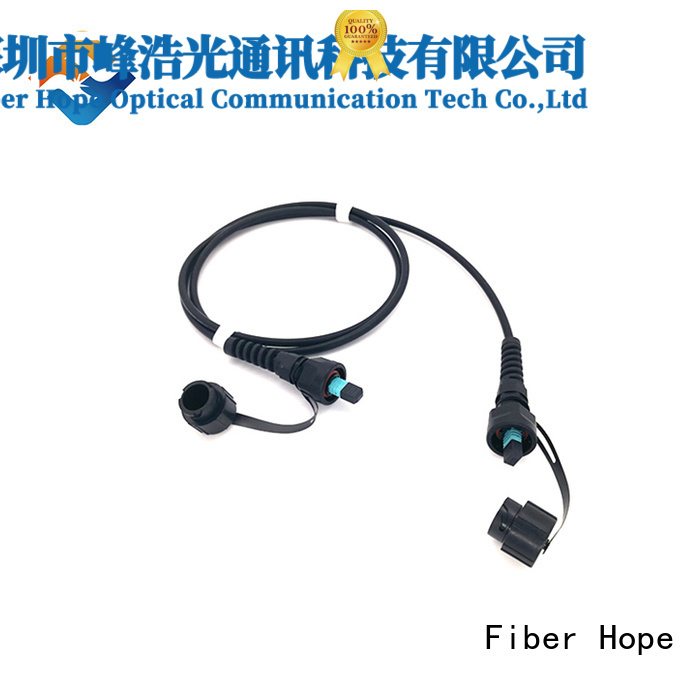 Fiber Hope efficient cable assembly used for LANs