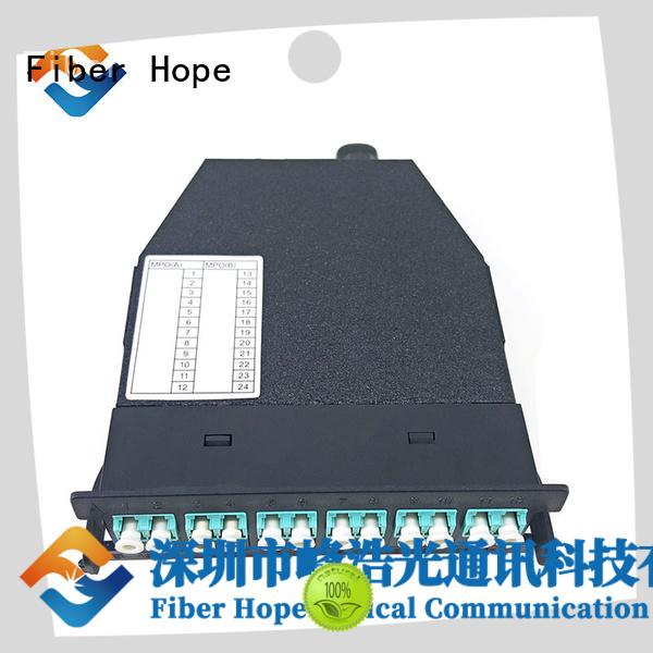 Fiber Hope Patchcord cost effective WANs