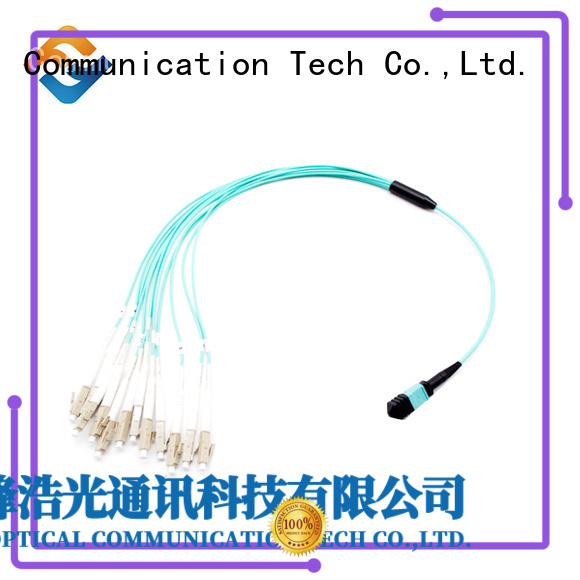 high performance mpo to lc popular with communication industry