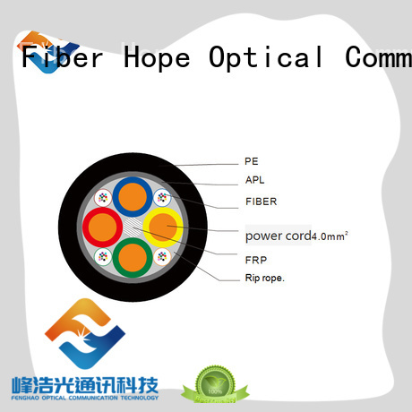 Fiber Hope bulk fiber optic cable suitable for communication system