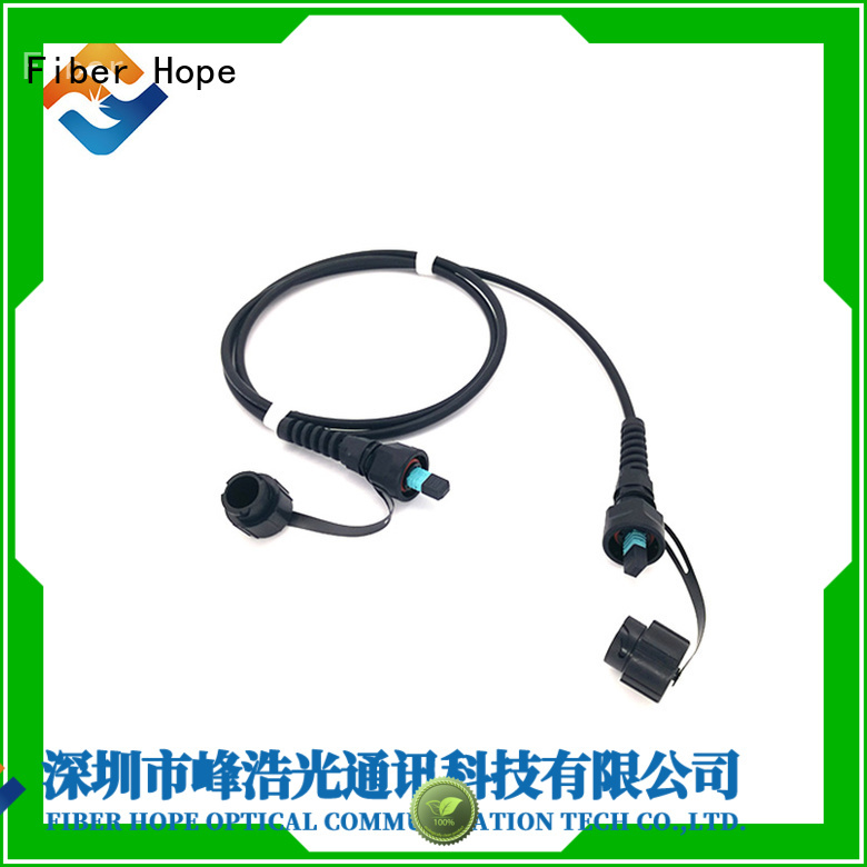 good quality mpo cable widely applied for basic industry