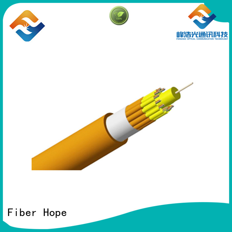 Fiber Hope large transmission traffic 96 core cable suitable for switches