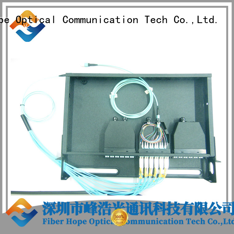 Fiber Hope harness cable widely applied for communication industry