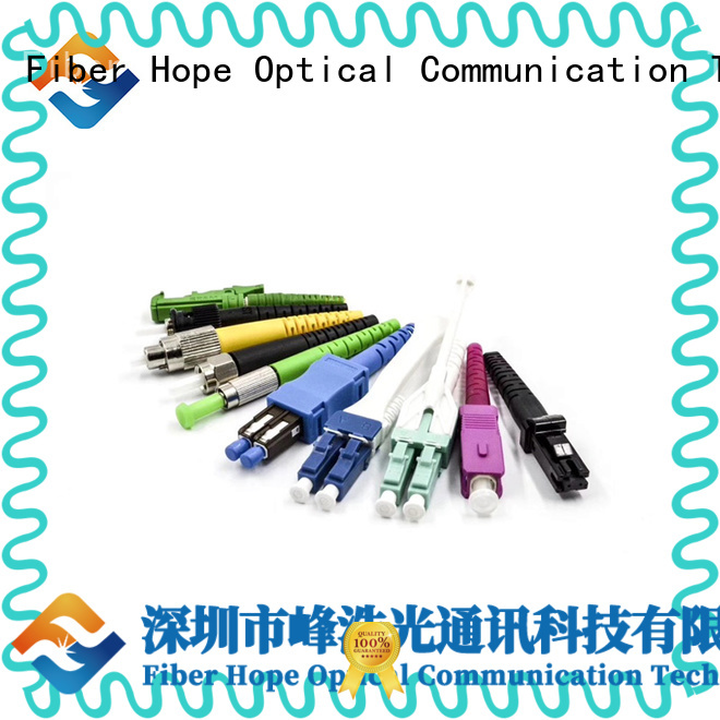 mpo cable used for LANs Fiber Hope