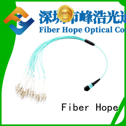 Fiber Hope efficient mtp mpo WANs
