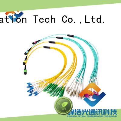 Fiber Hope best price fiber optic patch cord networks
