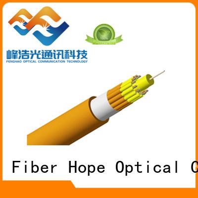 Fiber Hope 12 core fiber optic cable suitable for communication equipment