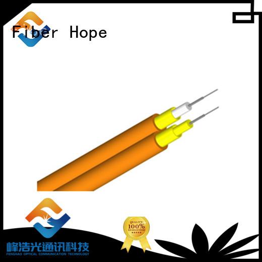 Fiber Hope economical 24 core fiber optic cable computers