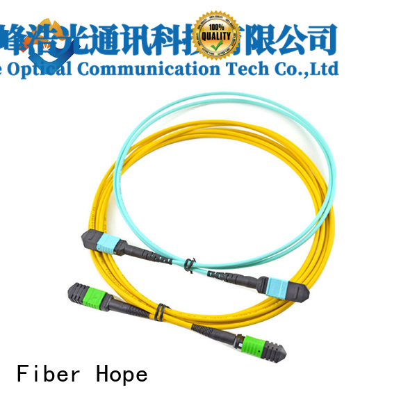 Fiber Hope cable assembly LANs
