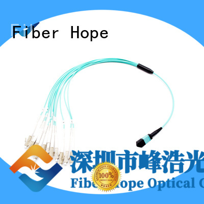 Fiber Hope trunk cable cost effective WANs