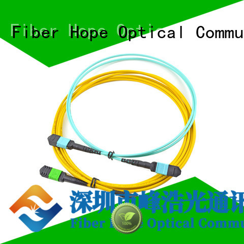 Fiber Hope fiber patch panel used for WANs