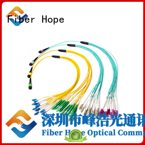 Fiber Hope trunk cable popular with networks
