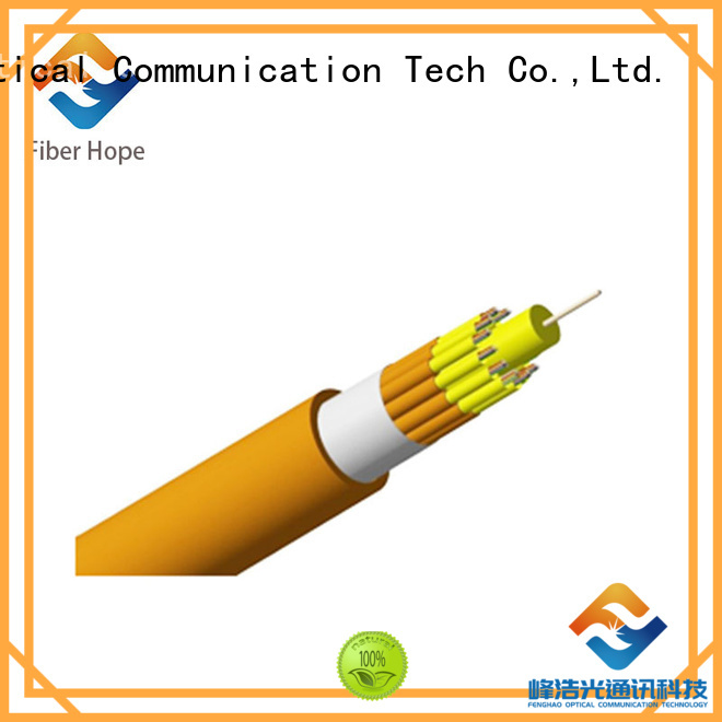 Fiber Hope good interference indoor cable communication equipment