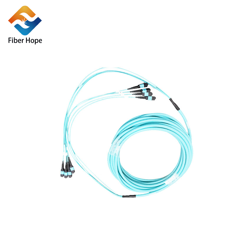 MPO/MTP Trunk Cable Assembly Fiber optic Patchcord