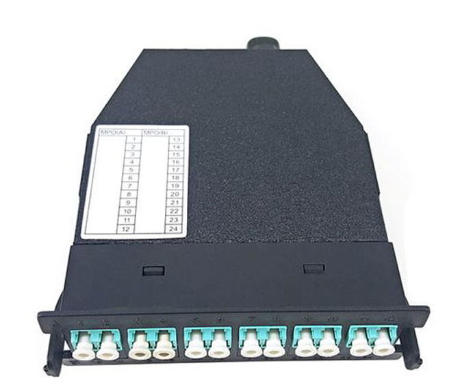 product-Fiber Hope-MPOMTP Cassette Fiber Optic Patch Panel-img