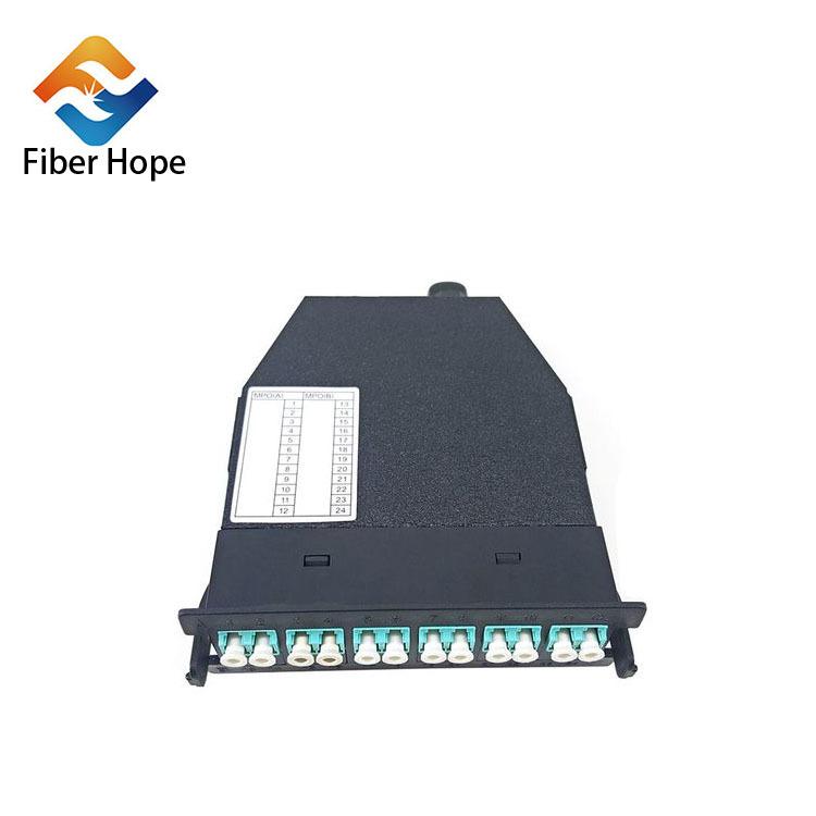 MPO/MTP Cassette Fiber Optic Patch Panel
