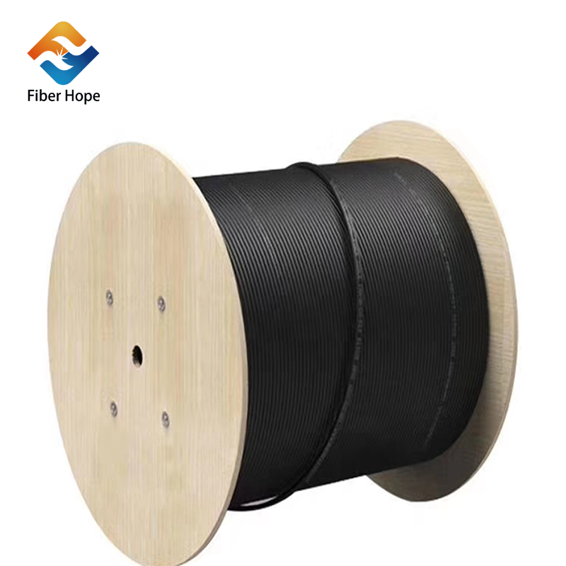 product-ADSS Aerial Stranded Self Supporting Power Transmisson Line outdoor Fiber Optic Cable-Fiber -1