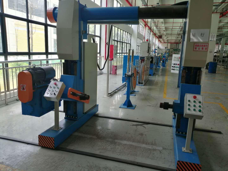 Fiber hope optical cable production/manufacturing workshop