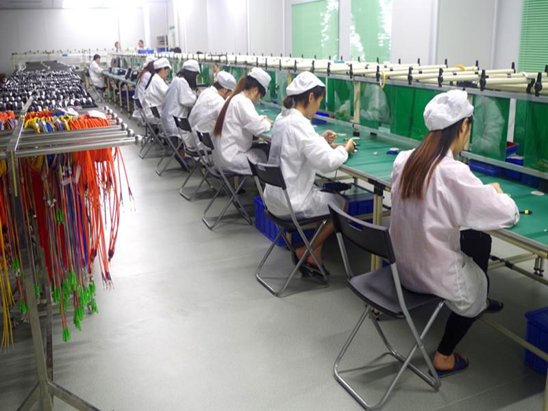 Fiber hope Patchcord production/manufacturing workshop