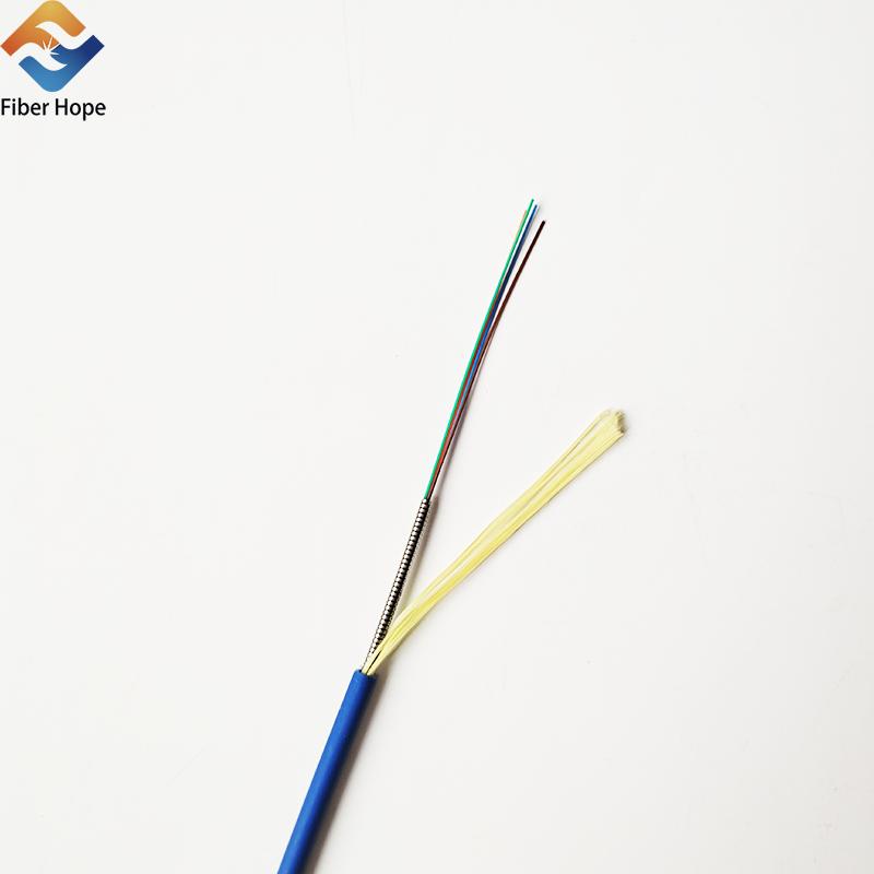 product-Fiber Hope-Indoor Distribution Armored Optical Fiber Cable GJSFJV-img